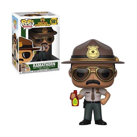 Boneco Ramathorn 581 Super Troopers - Funko Pop!