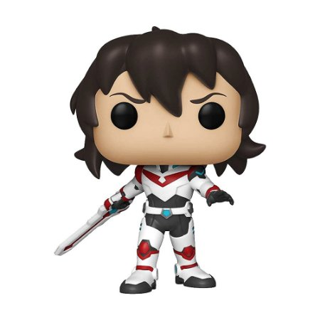 Boneco Keith 474 Voltron: Legendary Defender - Funko pop!