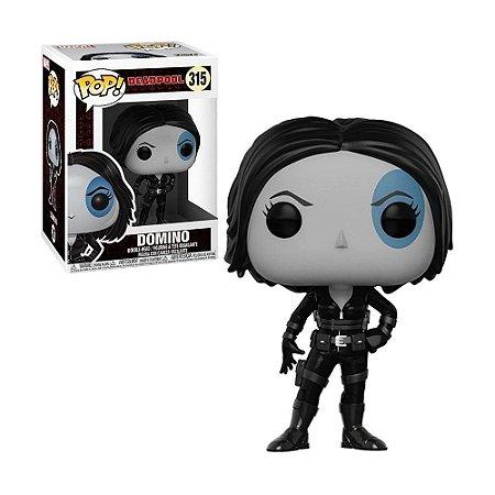 Boneco Domino 315 Deadpool - Funko Pop!