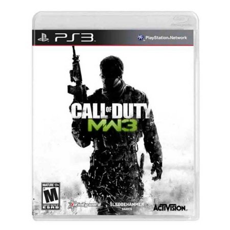 Jogo Call of Duty: Modern Warfare 3 - PS3