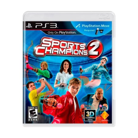 Jogo Sports Champions 2 - PS3