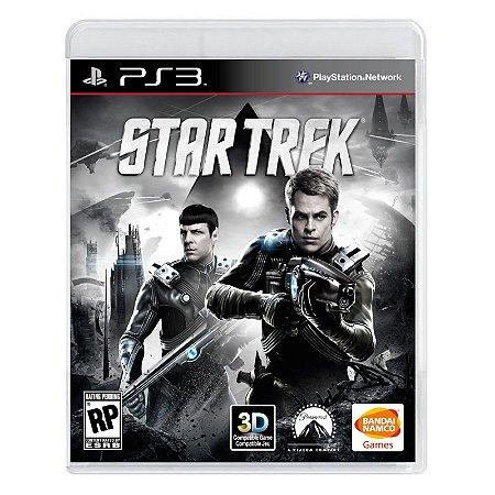 Jogo Star Trek - PS3