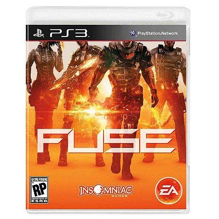 Jogo Fuse - PS3