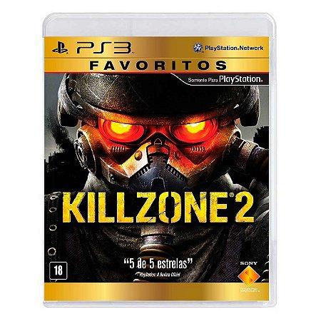 Jogo Killzone 2 - PS3