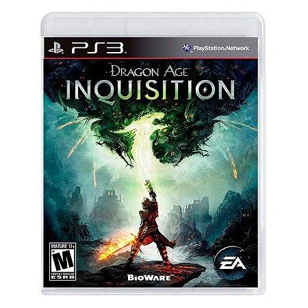 Jogo Dragon Age: Inquisition - PS3