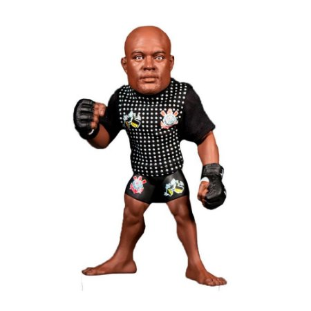 "Action Figure UFC Anderson Silva ""The Spider"""