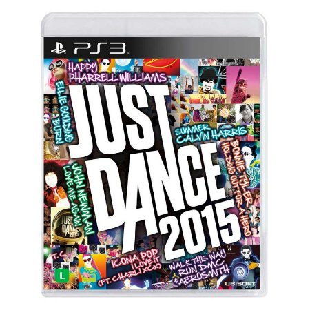 Jogo Just Dance 2015 - PS3