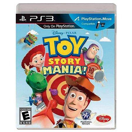 Jogo Toy Story Mania - PS3