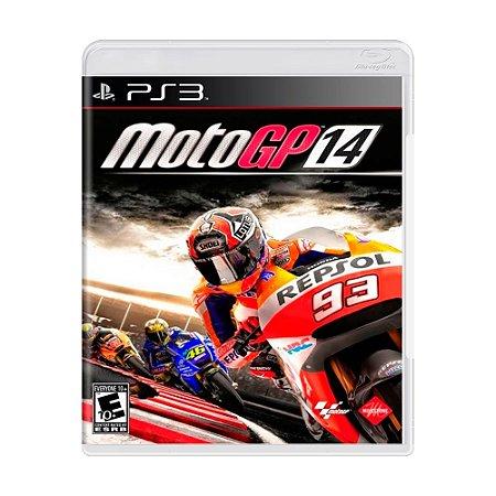 Jogo MotoGP 14 - PS3