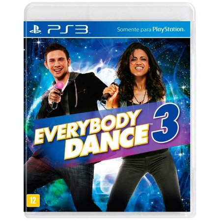 Jogo Everybody Dance 3 - PS3