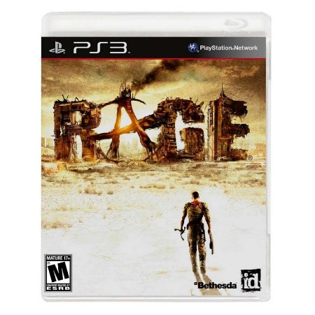 Jogo Rage (Anarchy Edition) - PS3