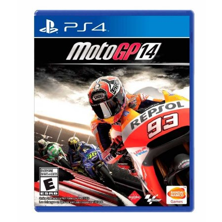 Jogo MotoGP 14 - PS4
