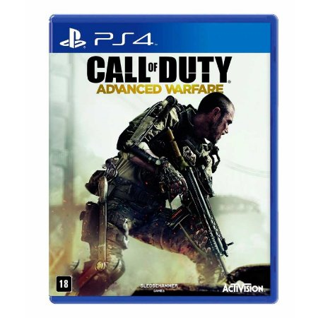 Jogo Call of Duty: Advanced Warfare - PS4