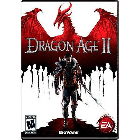 Jogo Dragon Age II - PC