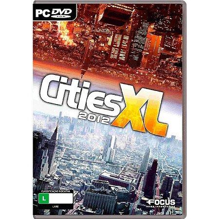 Jogo Cities Xl 2012 - PC
