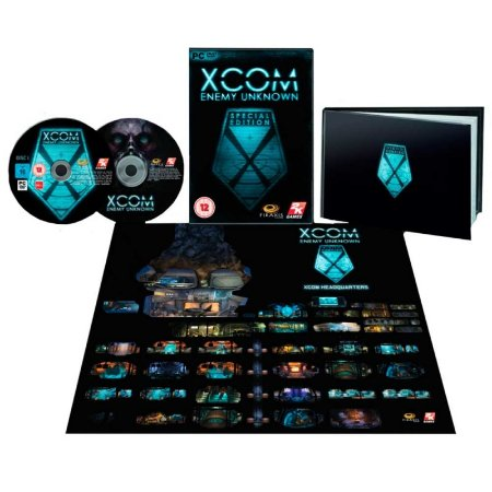 Jogo XCOM: Enemy Unknown (Special Edition) - PC
