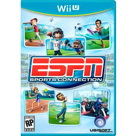 Jogo ESPN Sports Connection - Wii U
