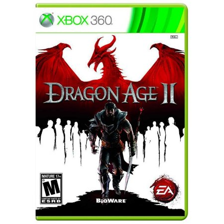 Jogo Dragon Age ll - Xbox 360