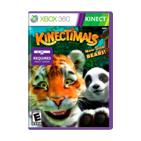 Jogo Kinectimals: Now with Bears! - Xbox 360