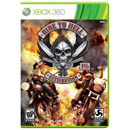 Jogo Ride to Hell: Retribution - Xbox 360