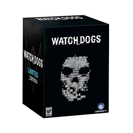 Jogo Watch Dogs (Limited Edition) - Xbox One
