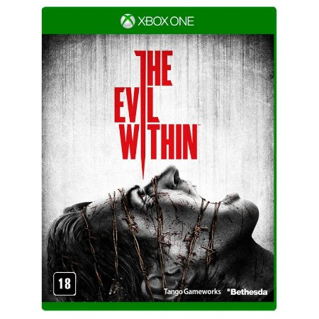Jogo The Evil Within - Xbox One