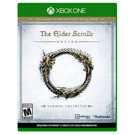 Jogo The Elder Scrolls Online: Tamriel Unlimited - Xbox One