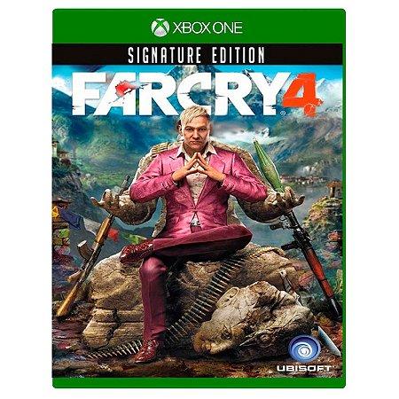 Jogo Far Cry 4 (Signature Edition) - Xbox One