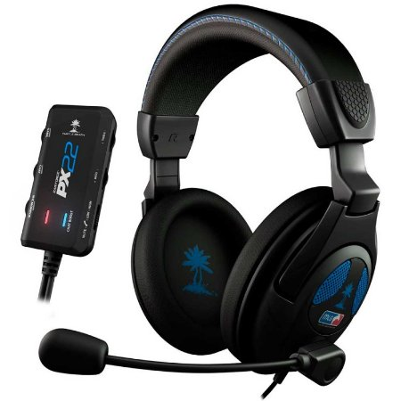 Headset Turtle Beach Ear Force PX22 - Multiplataforma