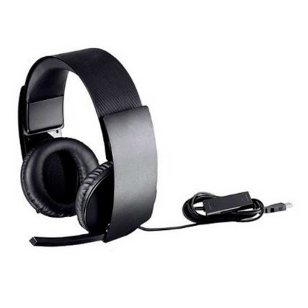 Headset Sony Pulse 7.1 com fio - PS3, PS4, PC e PS Vita