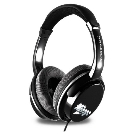 Headset Turtle Beach Ear Force M5 com fio - PC, Mac e Mobile