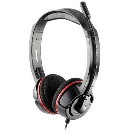 Headset Turtle Beach Ear Force ZLa com fio - Xbox One, PC, Mac e Mobile