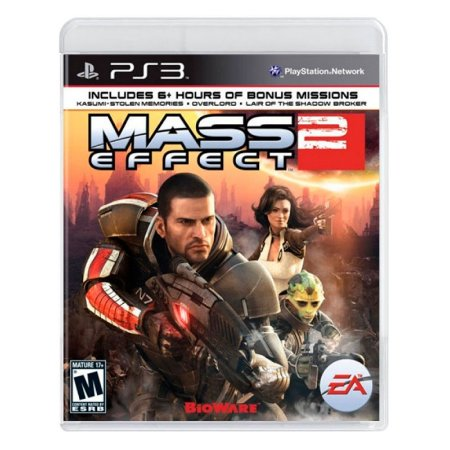 Jogo Mass Effect 2 - PS3