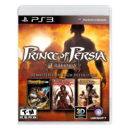 Jogo Prince of Persia: Trilogy - PS3