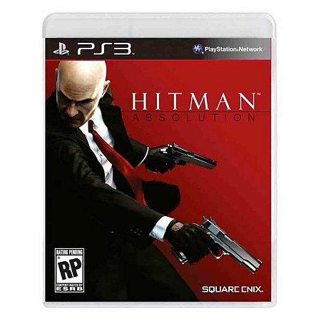 Jogo Hitman: Absolution - PS3