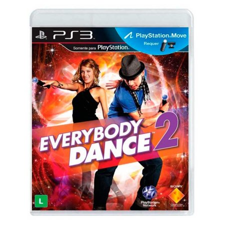 Jogo Everybody Dance 2 - PS3