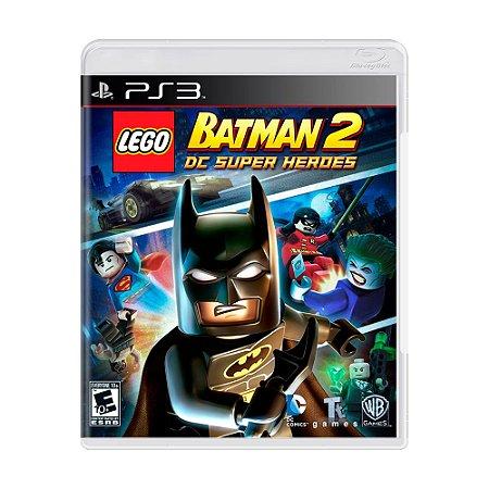 Jogo LEGO Batman 2: DC Super Heroes - PS3
