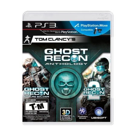Jogo Tom Clancy's Ghost Recon: Anthology - PS3