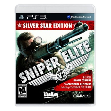 Jogo Sniper Elite V2 (Silver Star Edition) - PS3