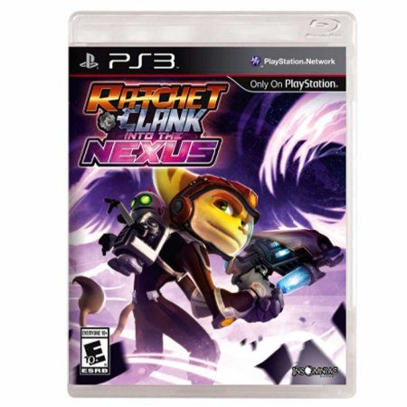Jogo Ratchet and Clank: Into the Nexus - PS3