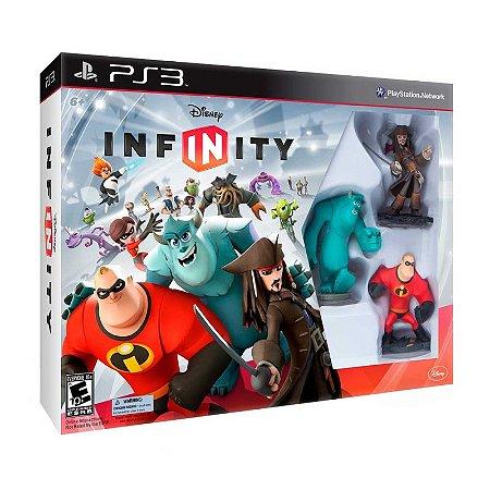 Jogo Disney Infinity (Kit Inicial) - PS3