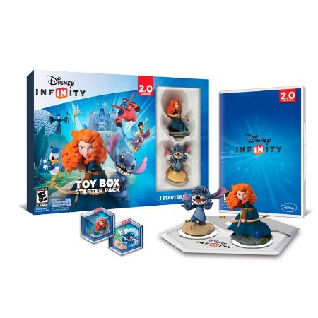 Jogo Disney Infinity 2.0: Toy Box (Starter Pack) - PS3