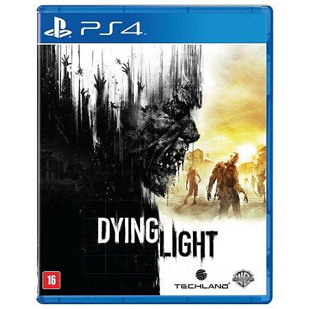 Jogo Dying Light - PS4
