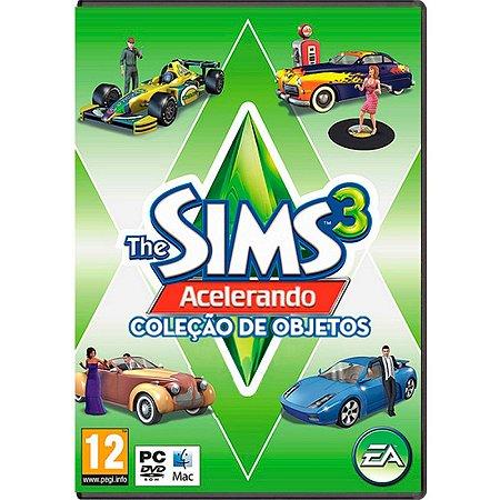 Jogo The Sims 3: Acelerando Coleção de Objetos - PC