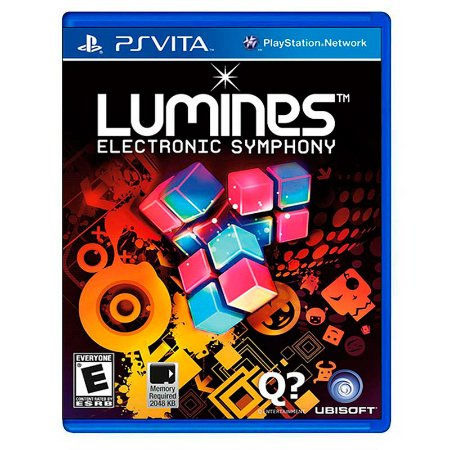 Jogo Lumines: Electronic Symphony - PS Vita