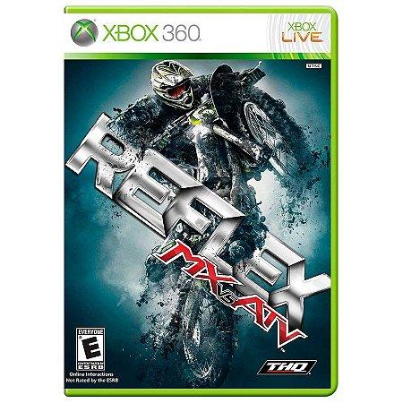 Jogo MX vs. ATV Reflex - Xbox 360