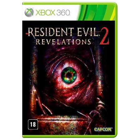 Jogo Resident Evil: Revelations 2 - Xbox 360