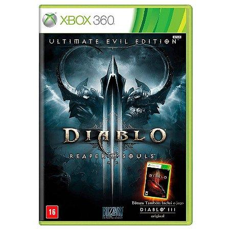 Jogo Diablo III: Reaper of souls (Ultimate Evil Edition) - Xbox 360
