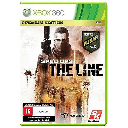 Jogo Spec Ops: The Line (Premium Edition) - Xbox 360