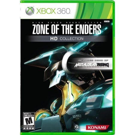 Jogo Zone of the Enders HD Collection - Xbox 360